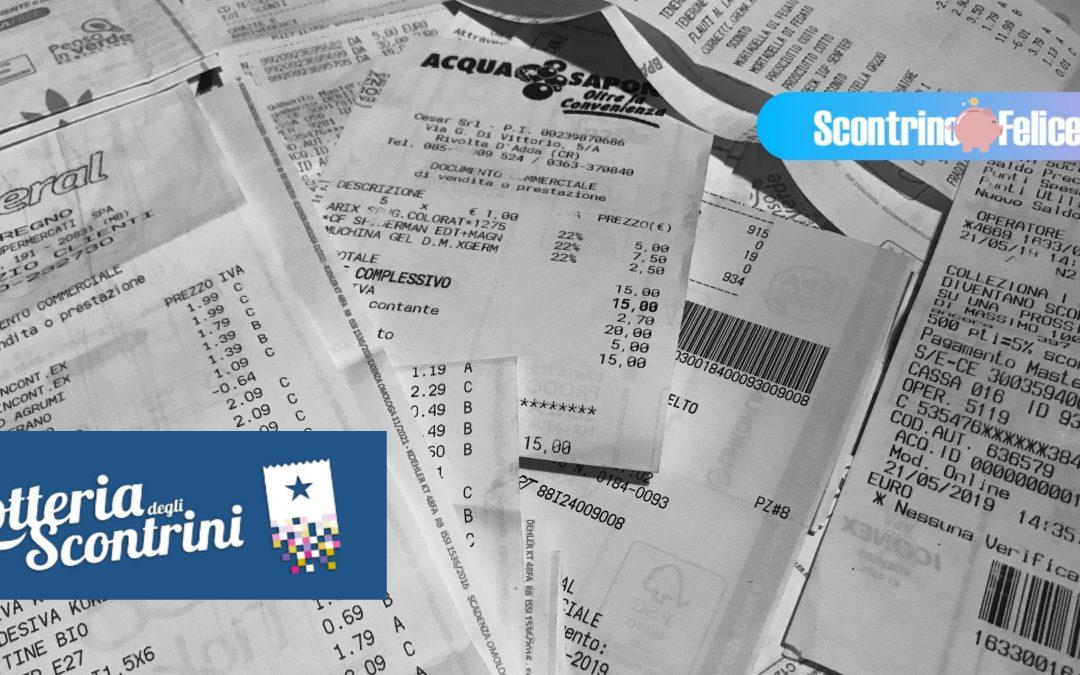 Lotteria degli scontrini: come funziona, premi e come partecipare dal 1° febbraio 2021